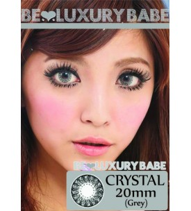 20mm - Crystal - Grey - Power