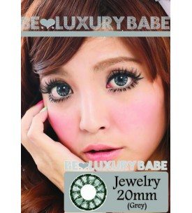 20mm - Jewelry - Grey - Power