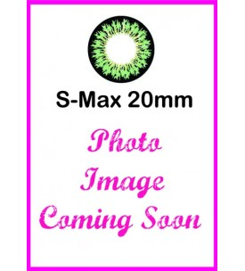 20mm - S-Max - Green - Power