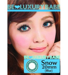 20mm - Snow - Blue - Power
