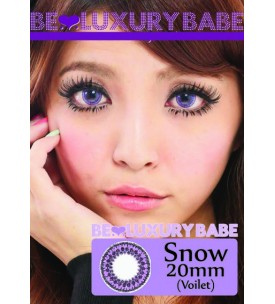 20mm - Snow - Violet - Power