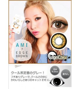 Angel Color 14mm - Edge - Brown - Power