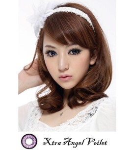 Barbie Lens 16.5mm - Angel - Violet - Power