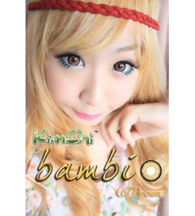 Barbie Lens 16.5mm - Bambi - Brown
