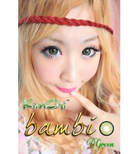 Barbie Lens 16.5mm - Bambi - Green