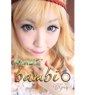 Barbie Lens 16.5mm - Bambi - Grey