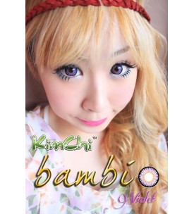 Barbie Lens 16.5mm - Bambi - Violet