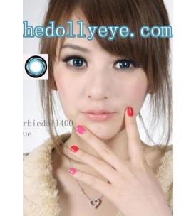 Barbie Lens 16.5mm - Berry - Blue
