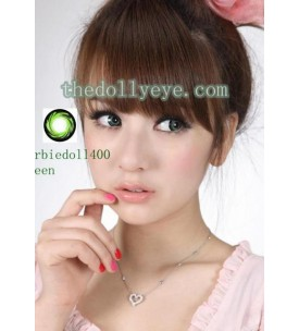 Barbie Lens 16.5mm - Berry - Green
