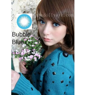 Barbie Lens 16.5mm - Bubble - Blue - Power
