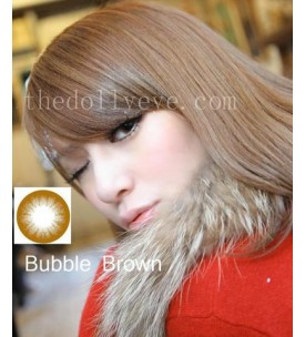 Barbie Lens 16.5mm - Bubble - Brown - Power