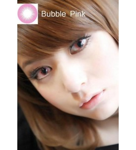 Barbie Lens 16.5mm - Bubble - Pink - Power