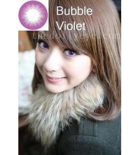 Barbie Lens 16.5mm - Bubble - Violet - Power