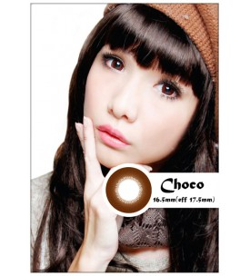 Barbie Lens 16.5mm - Choco - Choco