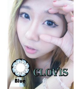Barbie Lens 16.5mm - Clovis - Blue