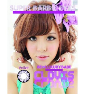 Barbie Lens 16.5mm - Clovis - Violet