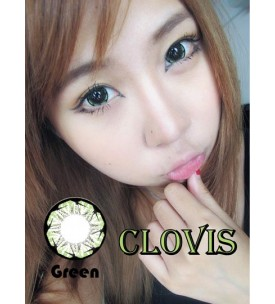 Barbie Lens 16.5mm - Clovis - Green
