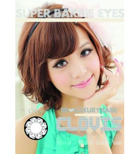 Barbie Lens 16.5mm - Clovis - Grey