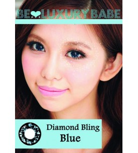 Barbie Lens 16.5mm - D.Bling - Blue