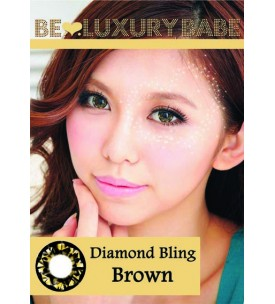 Barbie Lens 16.5mm - D.Bling - Brown