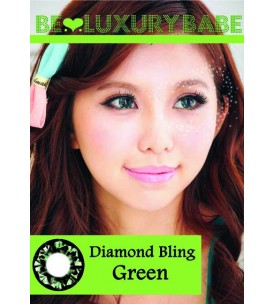 Barbie Lens 16.5mm - D.Bling - Green