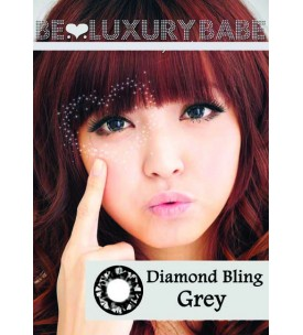 Barbie Lens 16.5mm - D.Bling - Grey