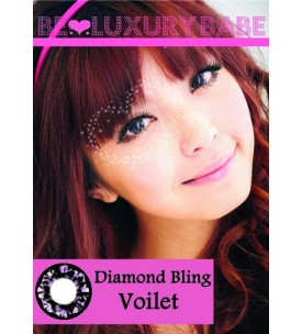 Barbie Lens 16.5mm - D.Bling - Violet