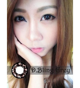 Barbie Lens 16.5mm - D.Bling 3 Tone - Grey