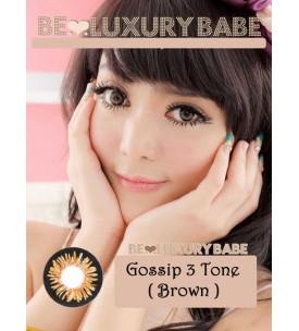 Barbie Lens 16.5mm - Gossip - Brown - Power