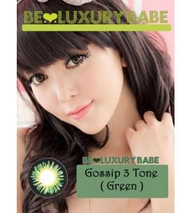 Barbie Lens 16.5mm - Gossip - Green