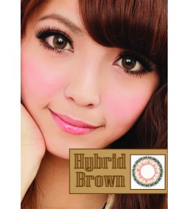 Barbie Lens 16.5mm - Hybrid - Brown