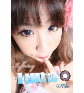 Barbie Lens 16.5mm - Luna 4 Tone - Blue