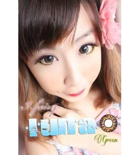 Barbie Lens 16.5mm - Luna 4 Tone - Green
