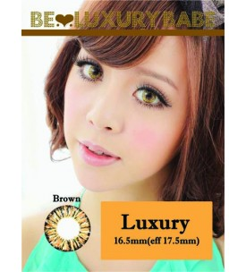 Barbie Lens 16.5mm - Luxury - Brown