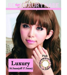 Barbie Lens 16.5mm - Luxury - Pink
