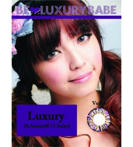 Barbie Lens 16.5mm - Luxury - Violet