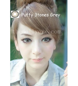 Barbie Lens 16.5mm - Puffy - Grey - Power