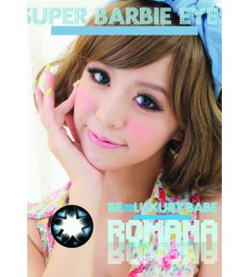 Barbie Lens 16.5mm - Romana - Blue