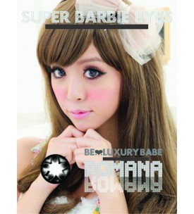 Barbie Lens 16.5mm - Romana - Grey