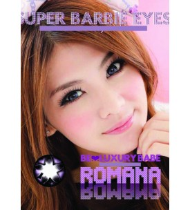 Barbie Lens 16.5mm - Romana - Violet