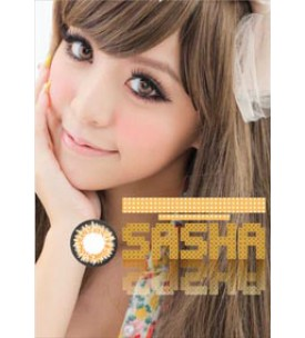 Barbie Lens 16.5mm - Sasha - Brown
