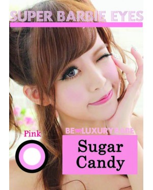 Barbie Lens 16.5mm - Sugar Candy - Pink - Power