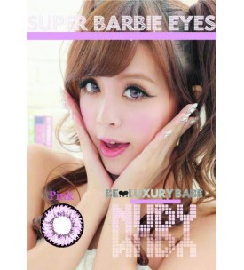 Barbie Lens 16.5mm - Super Nudy - Pink - Power