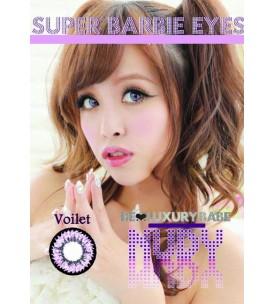 Barbie Lens 16.5mm - Super Nudy - Violet - Power