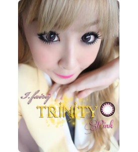 Barbie Lens 16.5mm - Trinity - Pink
