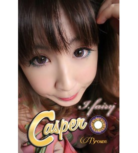 Lens Story 16.5mm - Casper - Brown