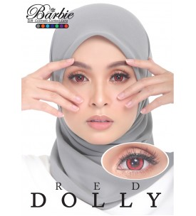 Barbie Lens 16.5mm - Dolly - Red - Power