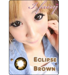 Lens Story 16.5mm - Eclipse - Brown - Power