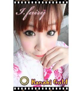 Lens Story 16.5mm - Hanabi - Gold