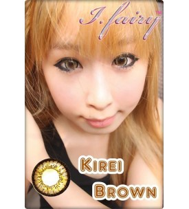 Lens Story 16.5mm - Kirei - Brown - Power